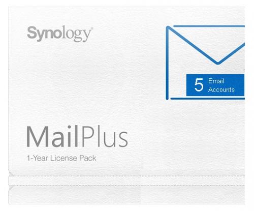 MailPlus 5 Licenses - 1