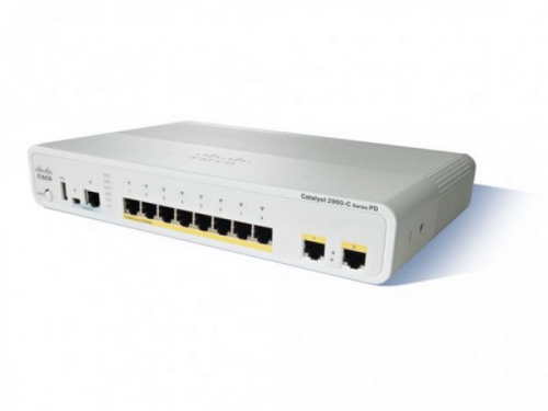 WS-C2960C-12PC-L - 1