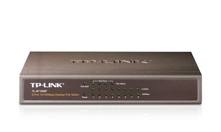 TL-SF1008P - 1